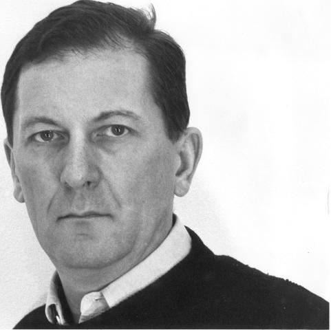 Czech Composer Petr Kotik