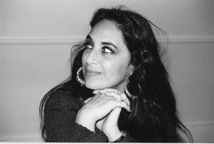 Rikki Ducornet, 1997. Photo: Forrest Gander.