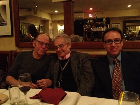 PJ, Adonis & Khaled Mattawa by NP.