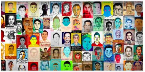 Image: Open Source #IlustradoresConAyotzinapa