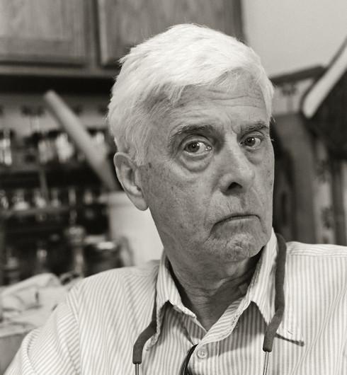 Duncan McNaughton, 2010.  Poet