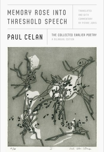 4 Poems by Paul Celan, with Commentaries